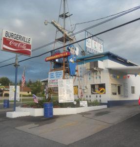 Richwines Burgerville