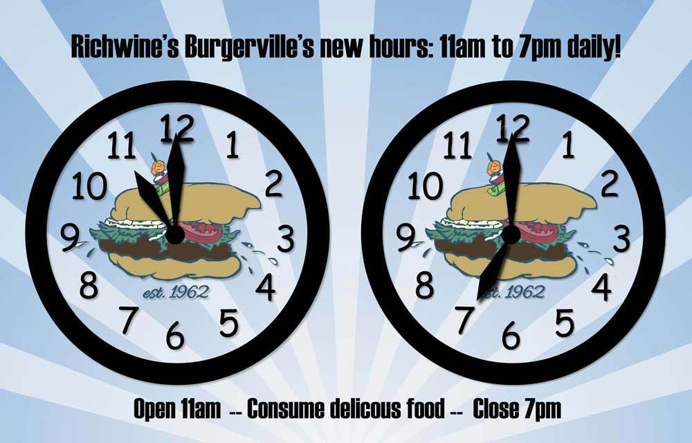 Richwine Burgerville